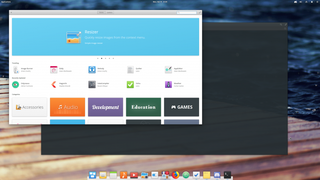 The Elementary OS App Store